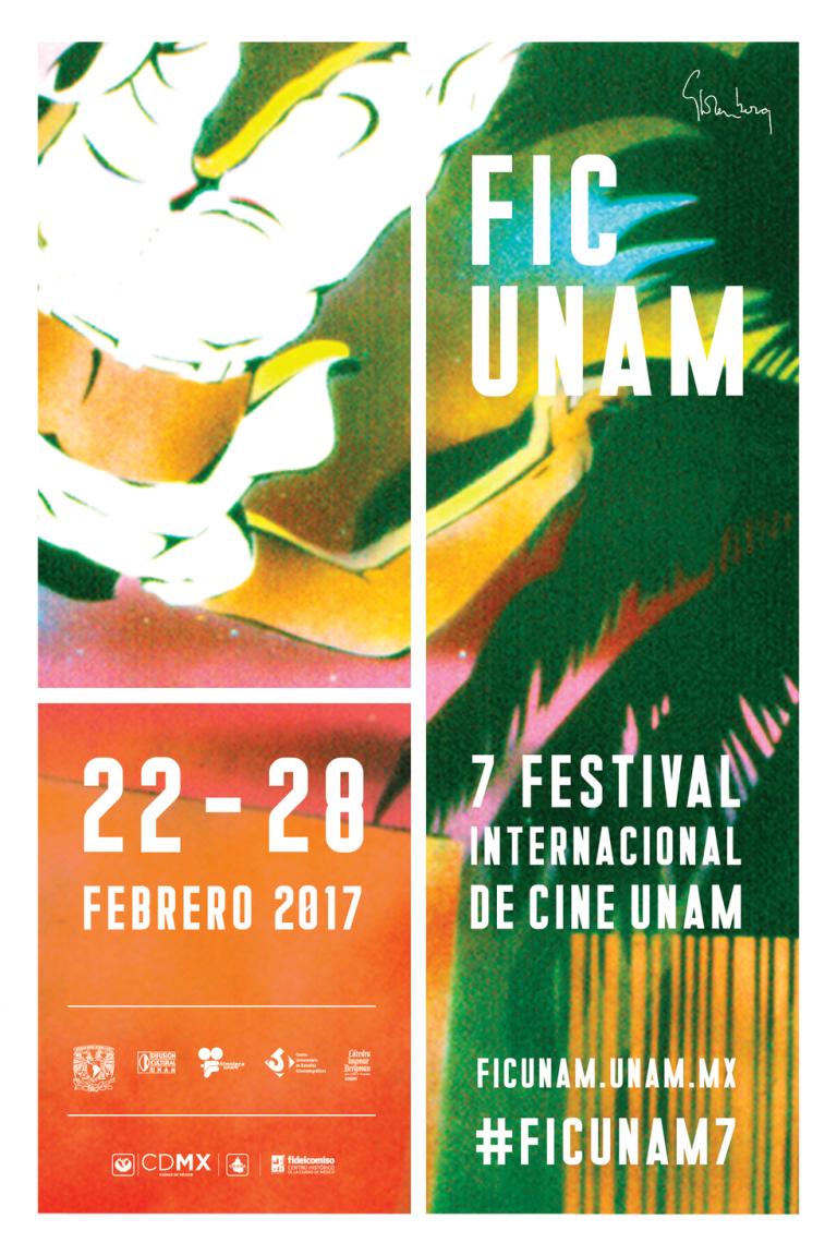 Del 22 al 28 de febrero se celebrará la 7a edición del Festival Internacional de Cine UNAM