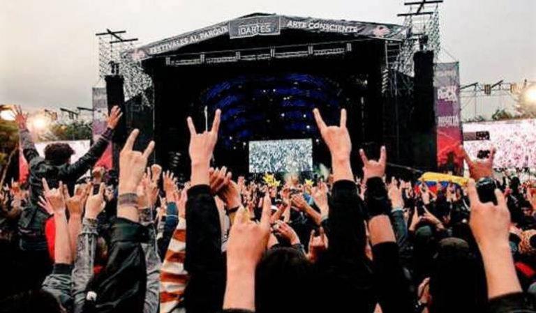 Larga vida a rock al parque | Edición 2018 |
