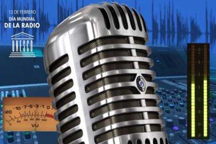 Unesco celebra el Día Mundial de la Radio dedicado a la paz | @UNESCO_es