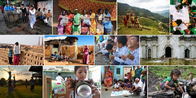 2020 concurso de fotografía: Inclusión y educación